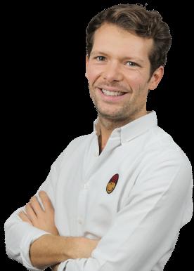 Maxime Corbeau, fondateur de bon talent