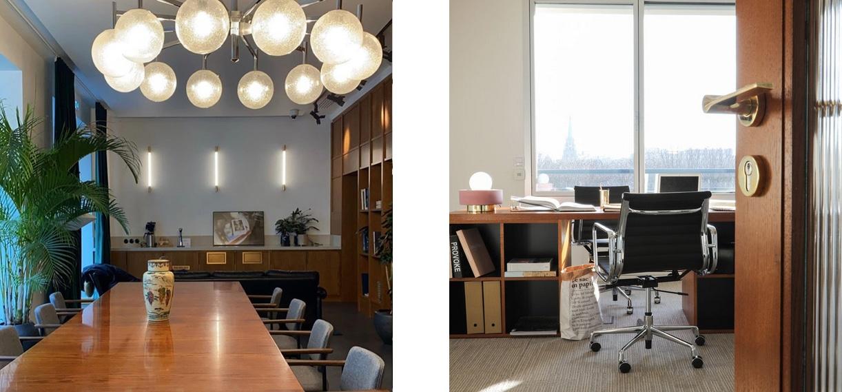 bureaux bon talent Paris et Lyon